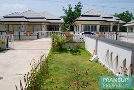 Small Houses For Sale Small 3 Bedroom House For Sale Between Hua Hin U0026 Pranburipranburi