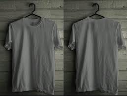 desain baju kaos hitam polos 13 gambar desain kaos polos depan belakang terbaru styles kekinian