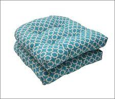 Patio Furniture Cushions Sale by Patio Chair Cushions Clearance Wicker Lawn Seat Outdoor Deck Blue