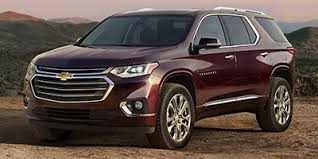 Chevy Traverse Interior Dimensions 2018 Chevrolet Traverse Features And Specs Car And Driver