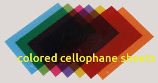 where to buy colored cellophane colored cellophane sheets ingenious idea coloring ideas