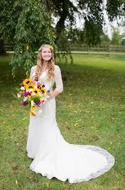 rustic backyard farm wedding in maryland u2013 charlean u0026 dennis