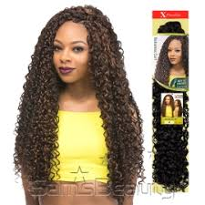how to style xpressions hair outre synthetic hair crochet braids x pression braid bahamas curl