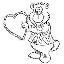 love teddy bear coloring kids prints teddy bear