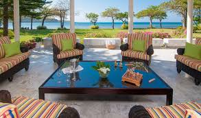 Noble House Outdoor Furniture by Noble House Villa In Montego Bay Jamaica Exceptional Villas
