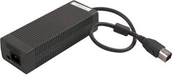 xbox 360 power brick red light amazon com power supply for xbox 360 video games