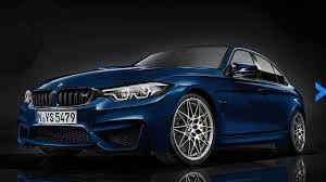 2018 bmw m3 uncovered with cautious facelift u2013 longgo auto parts