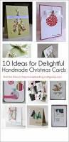 10 ideas for delightful handmade christmas cards u2013 scrap booking