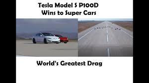the tesla model s p100d wins the