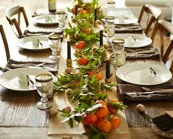 10 easy thanksgiving tabletop ideas with plants womanswork