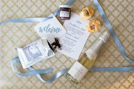 welcome baskets for wedding guests wedding welcome bags 15 breakfast in bed united with