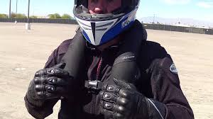 motorbike vest skidbike hit air motorcycle vest youtube