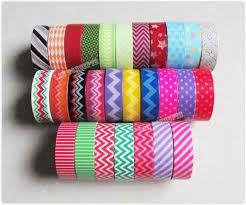 washi tape designs 1 5cm x 5y washi tape japanese paper masking tapes for diy craft