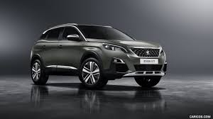 peugeot 3008 2017 2017 peugeot 3008 gt line front three quarter hd wallpaper 20