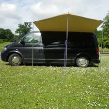 Vw T5 Awning Rail Sandstone Awning Boutique Camping For Camper Van