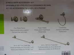 Bathroom Accessories Store by Water Ridge Bathroom Accessory Kit