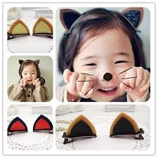 children s hair accessories the price of a cat ear hair baby hair cat hair lovely