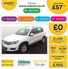 used volkswagen tiguan manual for sale motors co uk