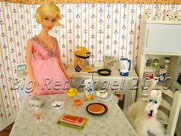 barbie u0027s pancake breakfast barbie kitchen miniatures avail u2026 flickr