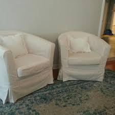 Ikea Tullsta Armchair Find More 2 Ikea Ektorp Tullsta Chairs In Great Condition
