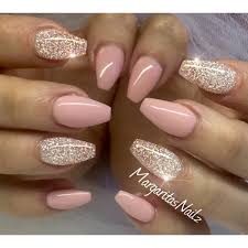 pink glitter nails u2026 pinteres u2026