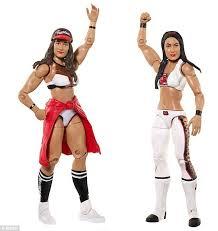 Wwe Costumes Halloween Mattel Wwe Launch Female Wrestler Fashion Dolls Daily