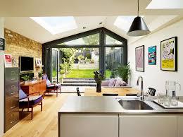 kitchen extensions glazed amp modern kitchen extension
