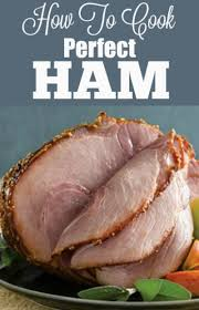 how to cook ham whats cooking america