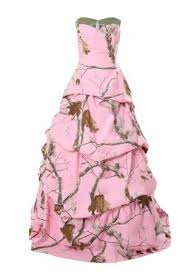 pink camo wedding gowns camo wedding dresses white and pink camouflage bridal gowns for