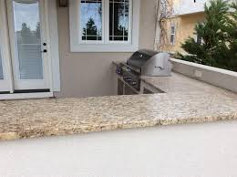 how to clean your outdoor kitchen countertops hi tech appliance
