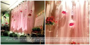 wedding backdrop design malaysia garden theme wedding decoration park royal hotel kuala lumpur