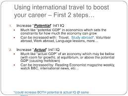 travel careers images International iq travel careers jpg