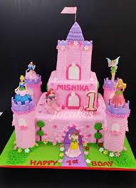Halloween Castle Cakes by Castle Cake Jocakes