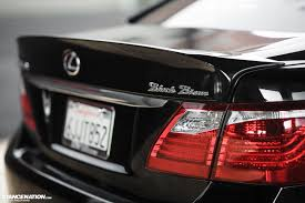 lexus gs jp spoiler for love of the game tuan and jimmy u0027s ls460 u0027s stancenation