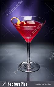 cosmopolitan drink clipart alcoholic beverages cosmopolitan cocktail stock image i3277745