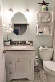 100 cave bathroom decorating ideas guest bathroom makeover reveal sherwin williams gray mirror