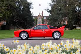 group b rally machine for the streets lancia 037 stradale columnm