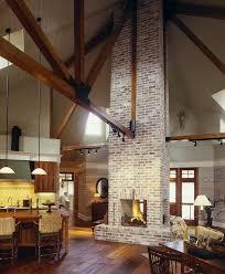 fabulous brick chimney kitchen victorian with red brick range hood
