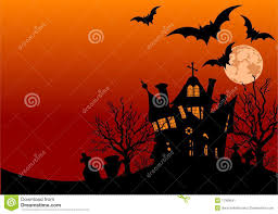 halloween menu background happy halloween and other scary words royalty free stock