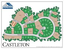 Lake Castleton Apartments Floor Plans by New Properties At Castleton Eastwood Homes
