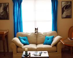 Blue And Brown Living Room by Living Room Brown And Blue Living Room Curtains Brown And