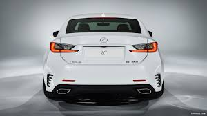 lexus coupe 2015 2015 lexus rc 350 coupe rear hd wallpaper 7