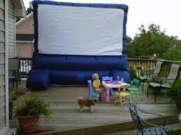 southern mamas blog archive savannah inflatable movie screen