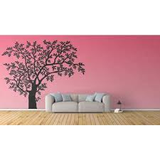 Home Decor Online In India by Buy Tree On Pink Background Girly Wallpaper India