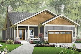 Gable Roof House Plans House Plan W3241 V1 Detail From Drummondhouseplans Com