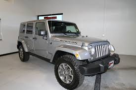 used jeep wrangler top 2014 used jeep wrangler unlimited 4wd 4 door rubicon top