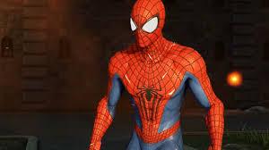 the amazing spider man 2 2014 movie spider suit costume