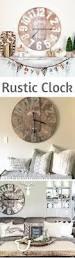 best 25 huge wall clock ideas on pinterest dinning room