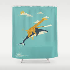 Cassandra Shower Curtain by Childrens And Illustration Shower Curtains Society6