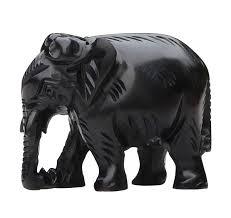 bulk source 2 3 u201d hand carved soapstone elephant figurine statue